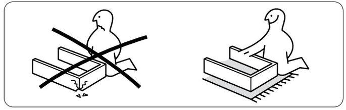 Ikea instructions — an inspiration for writing a white paper