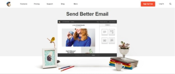 Value prop: send better email