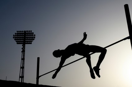 high jump - the copywriters unwritten responsibility