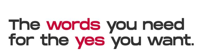 the words you need for the yes you want - re:word's value proposition