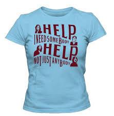 Help t shirt