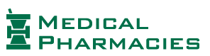 medical pharmacies logo